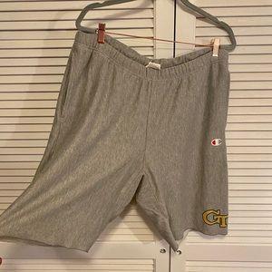 Champion Reverse Weave Georgia / GA Tech Shorts.